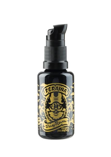 Pan Drwal - odżywczy olejek zmiękczający brodę 30ml (1)
