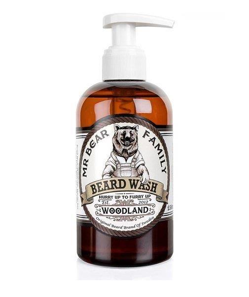 Mr Bear Family Woodland szampon do brody 250ml