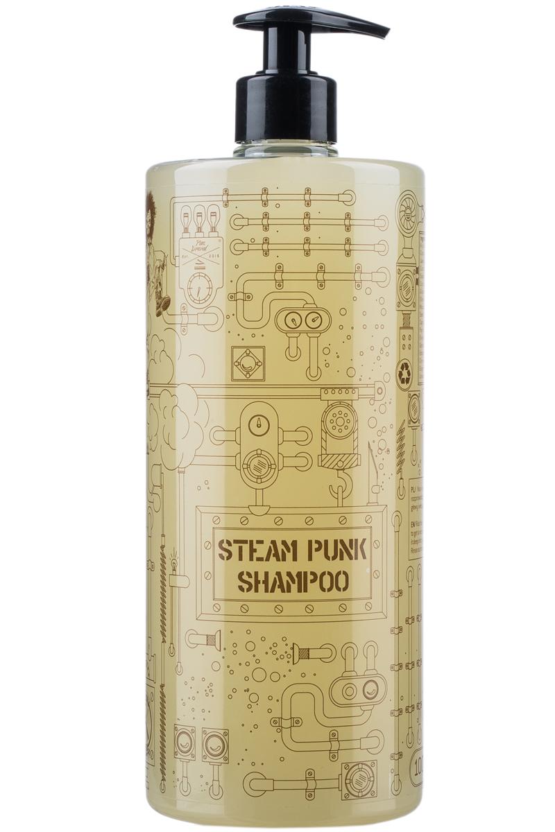 Pan Drwal Szampon do włosów Steam Punk 250ml (1)