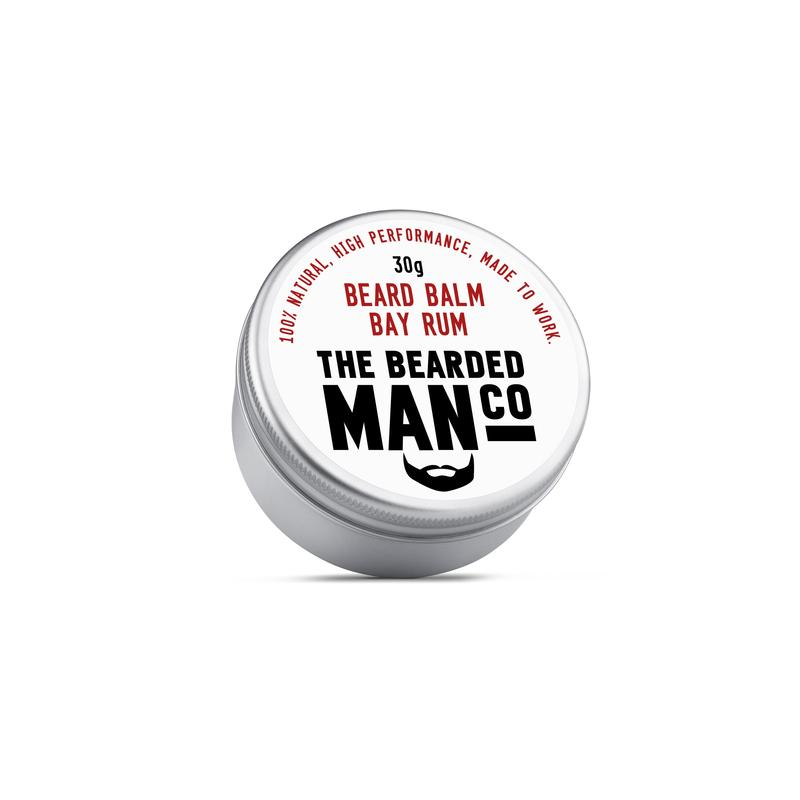 Bearded Man Co - Balsam do brody Dzień Wyścigów - Race Day 30g (1)