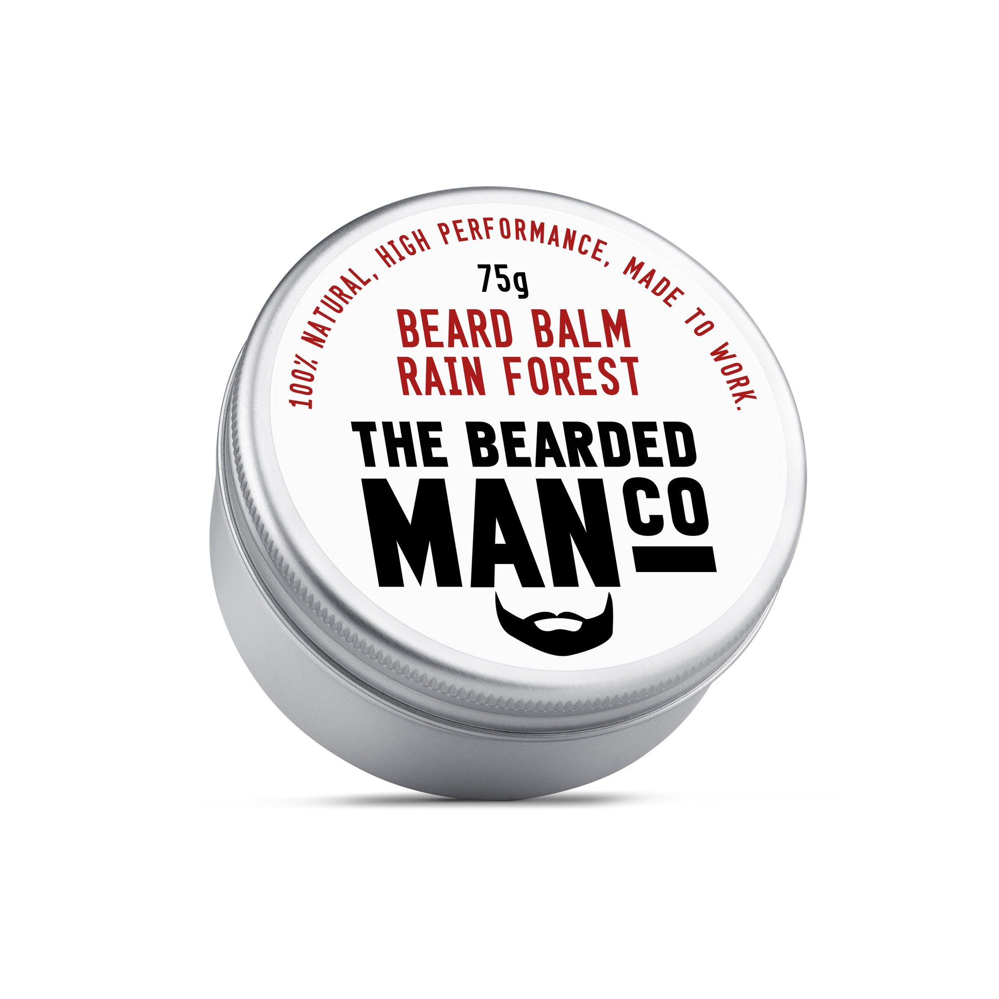 Bearded Man Co - Balsam do brody Las Deszczowy - Rain Forest 30g (1)
