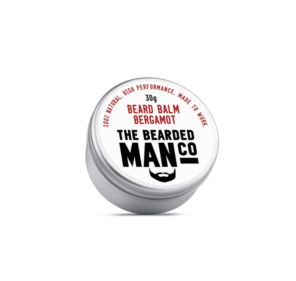 Bearded Man Co - Balsam do brody Stal - Steel 30g (1)