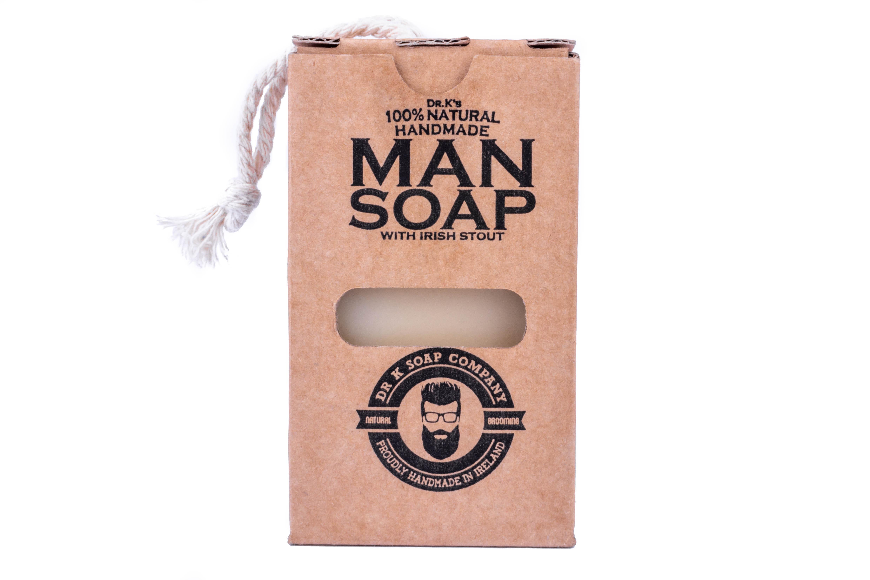 Dr K Soap Scrub Soap - peelingujące mydło do ciała (1)