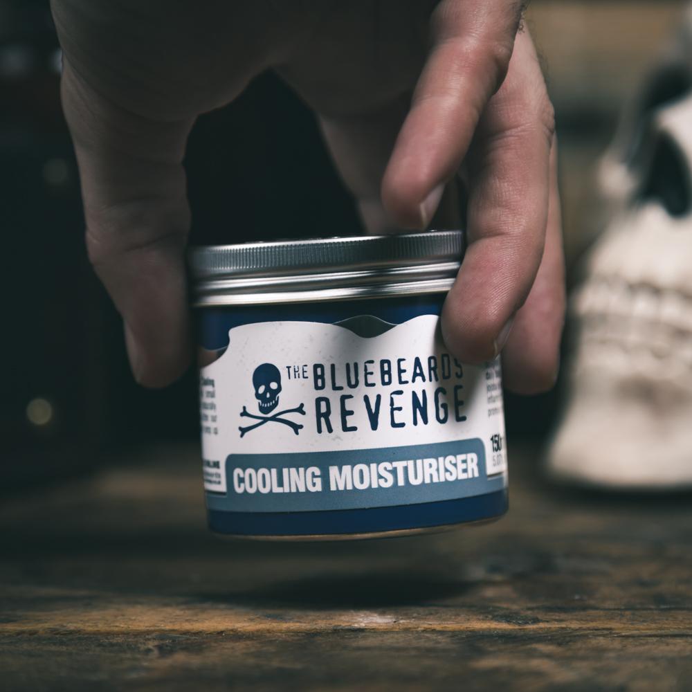 Bluebeards Cooling Moisturiser - chłodząco-nawilżający krem 150 ml