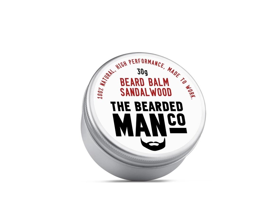 Bearded Man Co - Balsam do brody Drzewo Sandałowe - Sandalwood 30g