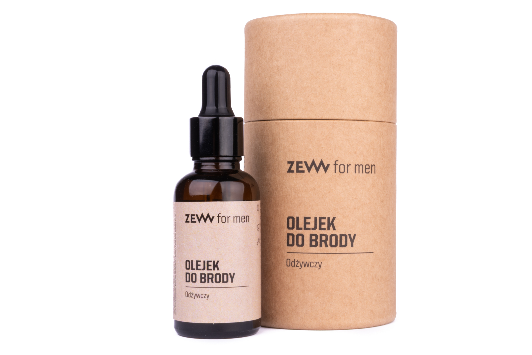 ZEW odżywczy olejek do brody 30 ml