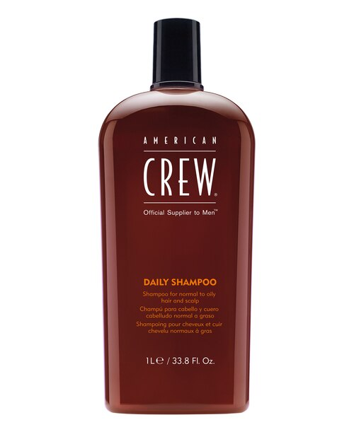 American Crew Daily - męski codzienny szampon nawilżający 1000ml (1)