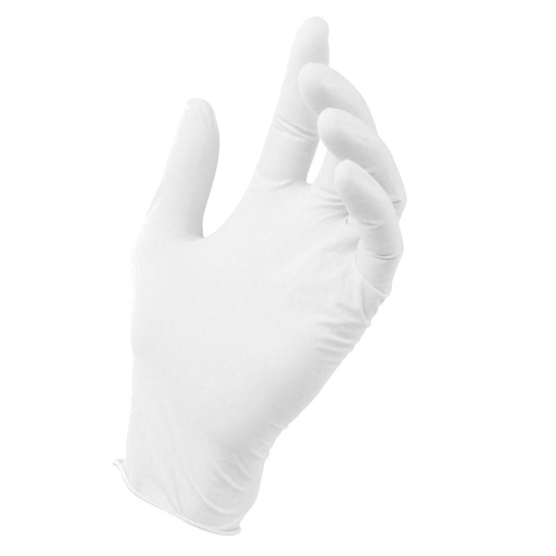 Black Mamba Black rękawiczki ochronne nitrylowe czarne 1 szt. rozmiar L