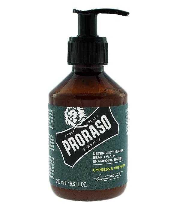 PRORASO szampon do brody AZUR LIME 200ml (1)