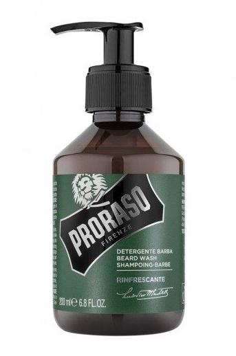 PRORASO szampon do brody WOOD & SPICES 200ml (1)
