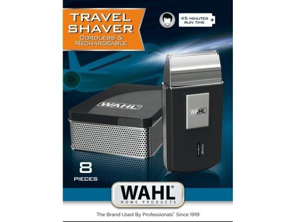 Wahl 3615 Travel Shaver bezprzewodowa golarka podgolarka