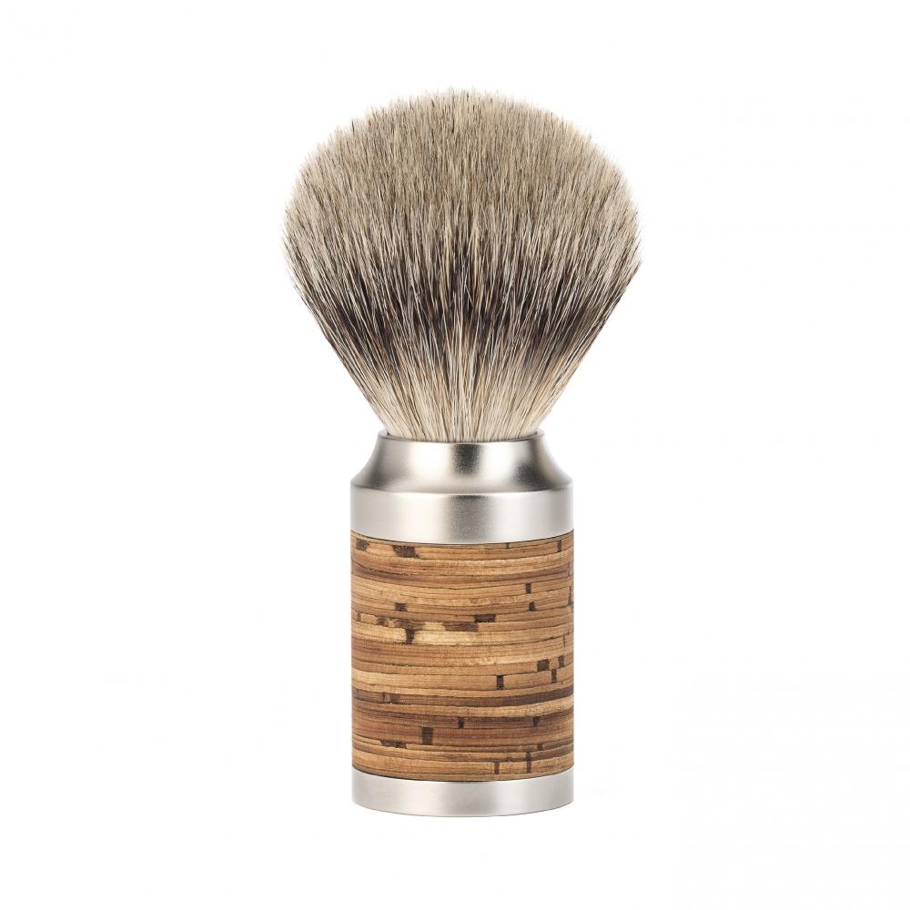 Muhle Ekskluzywny męski zestaw do golenia ROCCA - kora brzozy (091M95 SR)