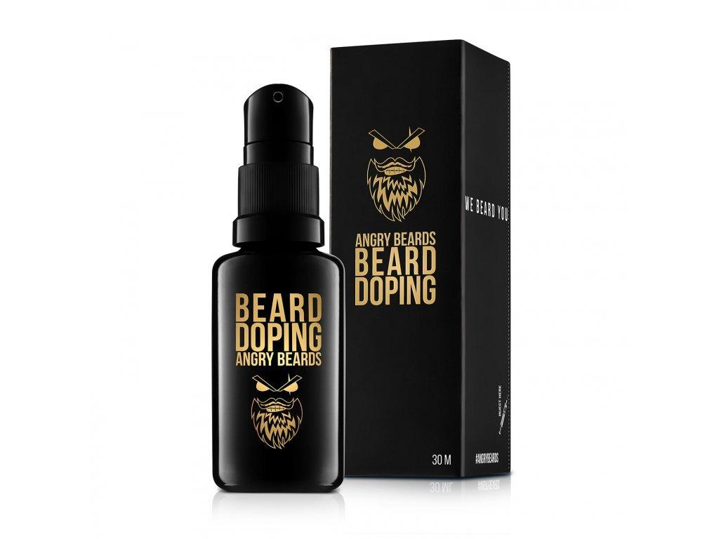Angry Beards Zestaw do wzrostu brody - 2 miesiące