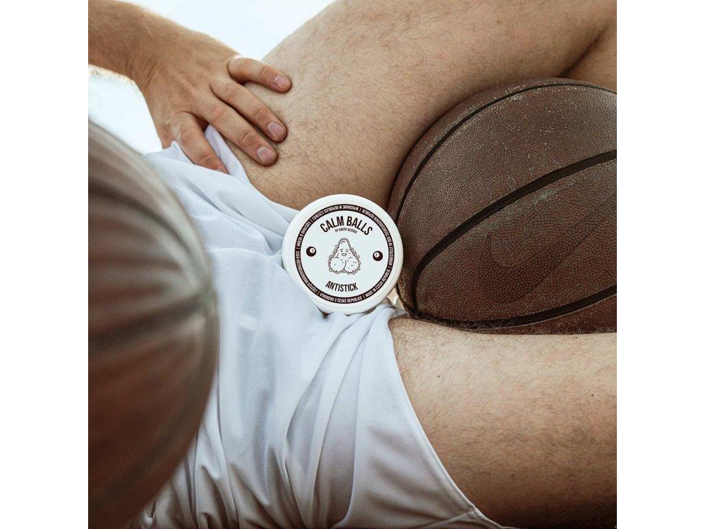 Angry Beards Anti Stick - Smar sportowy na kulki 100 ml