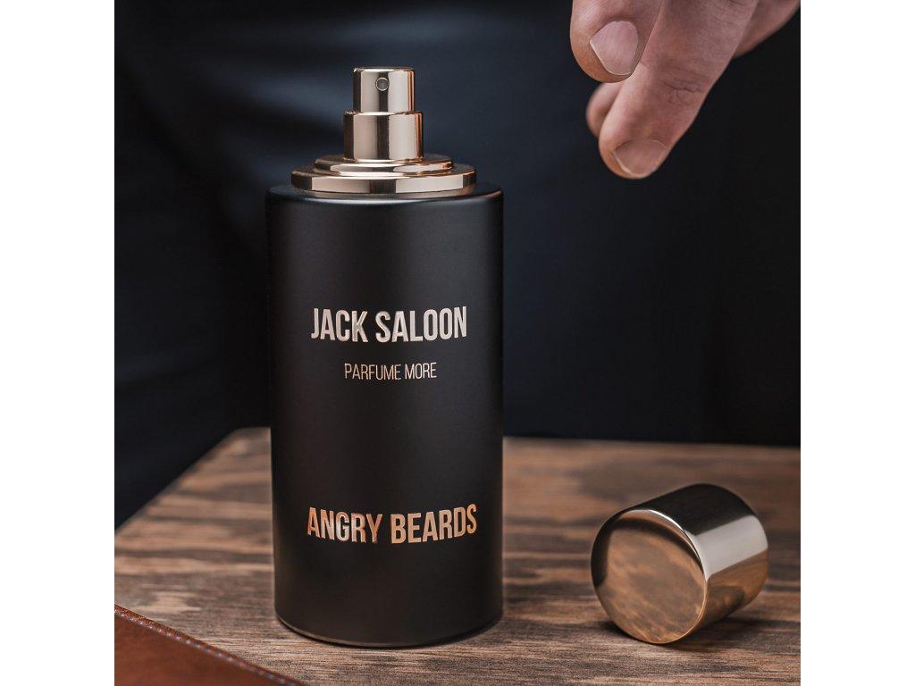 Angry Beards - Perfum Jack Saloon próbka 2 ml