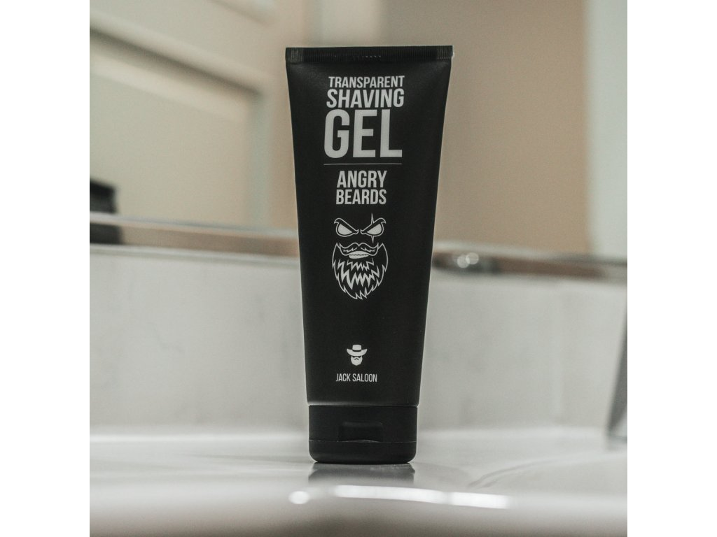 Angry Beards Żel do golenia Saloon 250 ml