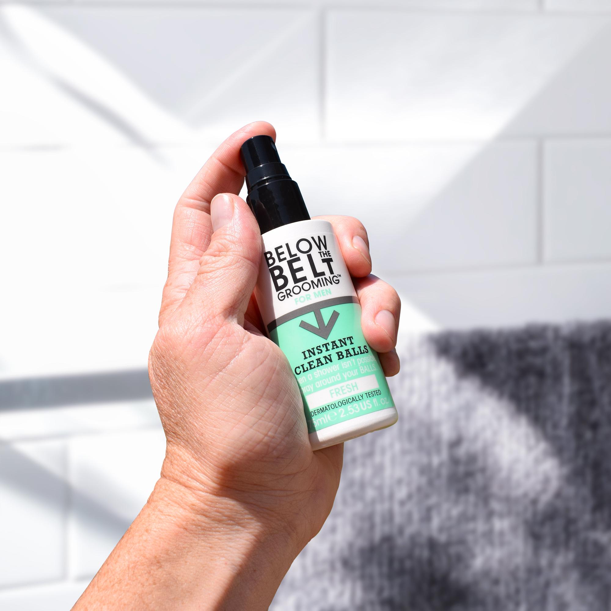 Below the belt - Spray poniżej pasa - Instant Fresh 75ml