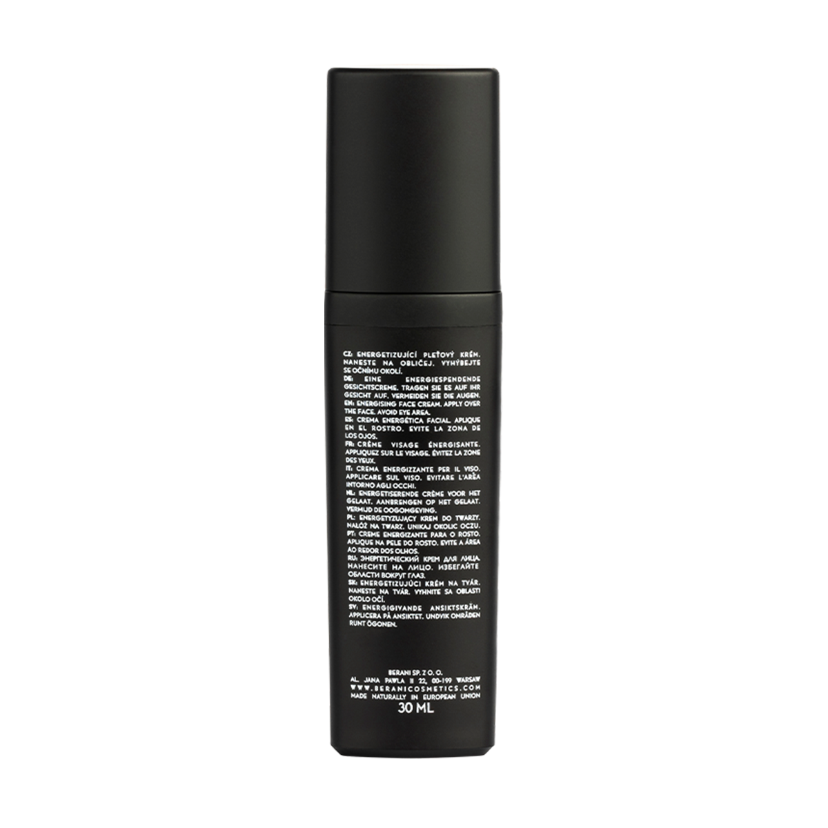 Berani Face Booster - krem do twarzy  - 30 ml