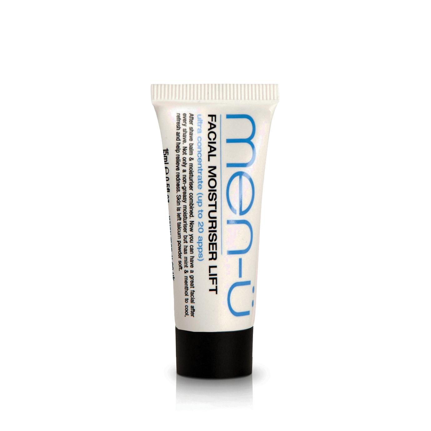 men-u Męski skoncentrowany liftingujący balsam po goleniu 15 ml