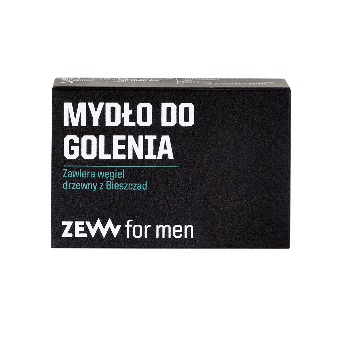 ZEW for men Zestaw Prezentowy Gładki Golibroda