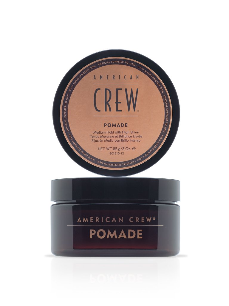 American Crew Pomade pomada nabłyszczająca do włosów (średnie utrwalenie/ nabłyszczający efekt ) 85 g