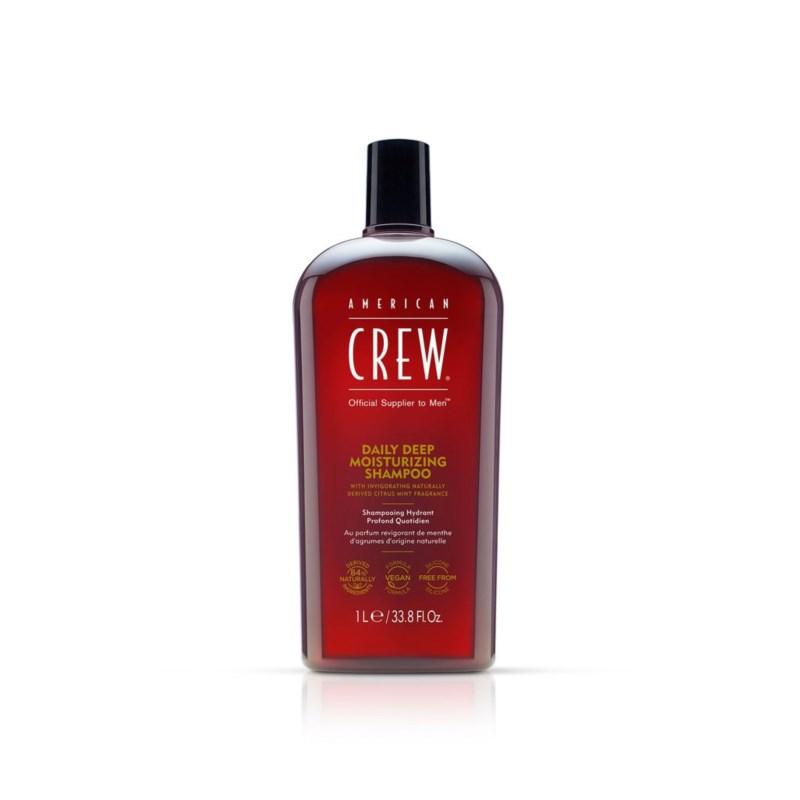 American Crew Głęboko nawilżający szampon do włosów 1000ml