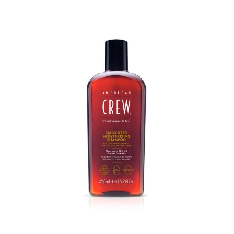 American Crew Daily głęboko nawilżający szampon do włosów 450ml