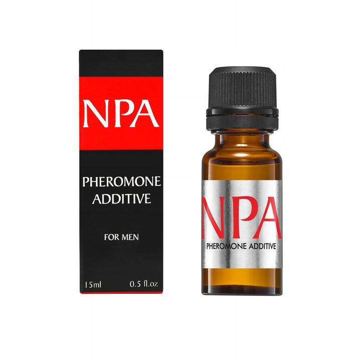 NPA Man - pewność siebie - feromony dla mężczyzn 15ml
