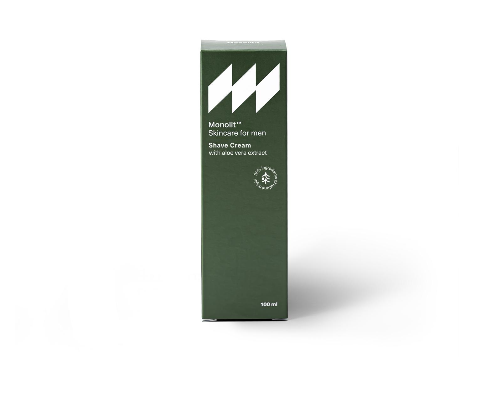 Monolit Krem do golenia 100 ml
