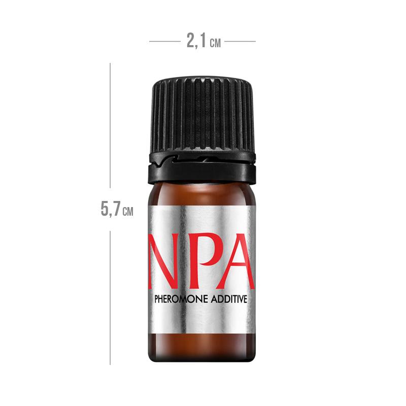 NPA - pewność siebie - feromony dla mężczyzn 5ml