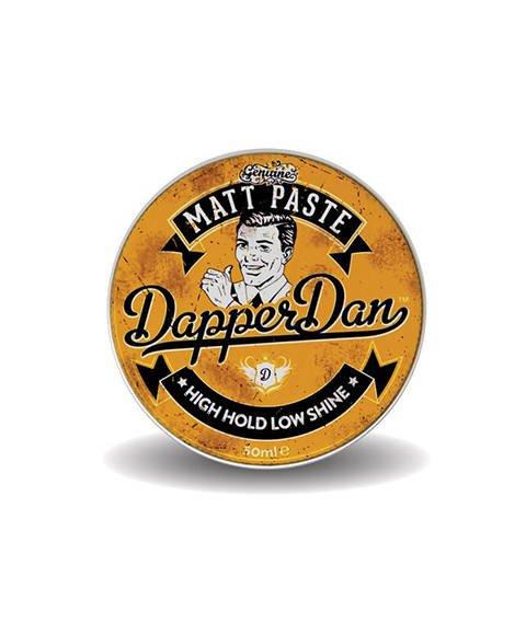 Dapper Dan Matt Paste - matowa pasta do włosów średni chwyt/matowe wykończenie 50ml