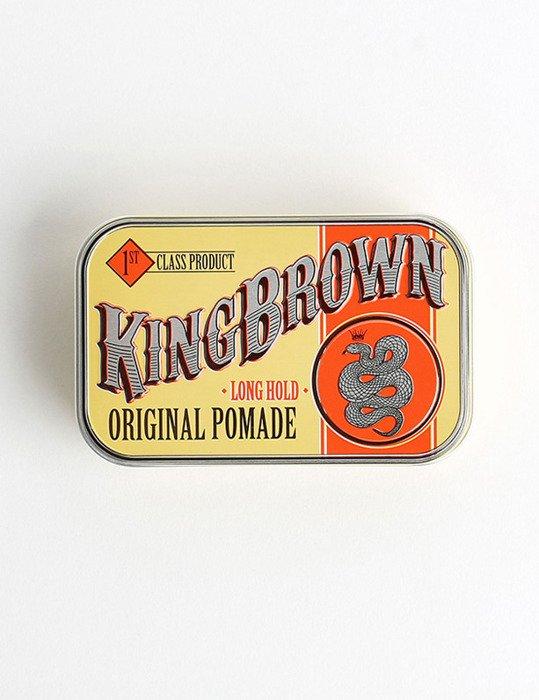 King Brown - original pomade - pomada do włosów 71g