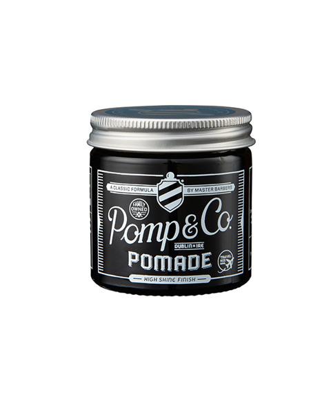 POMP & CO Pomade nabłyszczająca pomada do włosów 56g