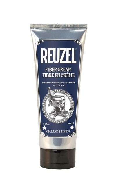 Reuzel Fiber Cream - włóknisty krem do stylizacji włosów średni chwyt / naturalny połysk 100 ml
