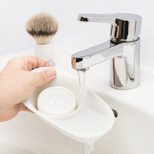 Muhle RN5 Tygiel miska porcelanowa do golenia - biały
