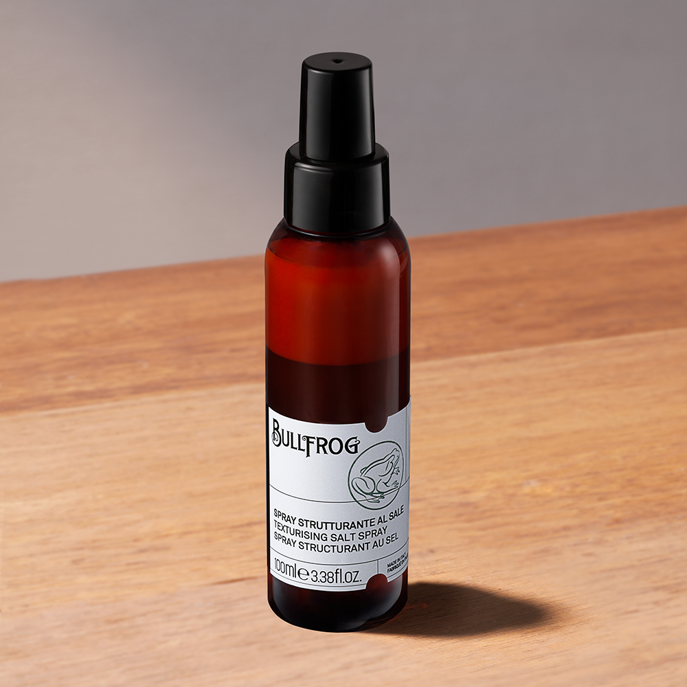Bullfrog Sea Salt Spray - płyn do układania włosów 100 ml