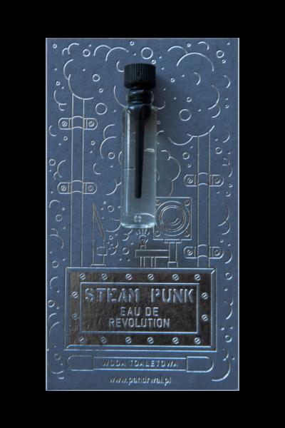 Pan Drwal Steam Punk Eau de REVOLUTION - woda toaletowa próbka 1ml
