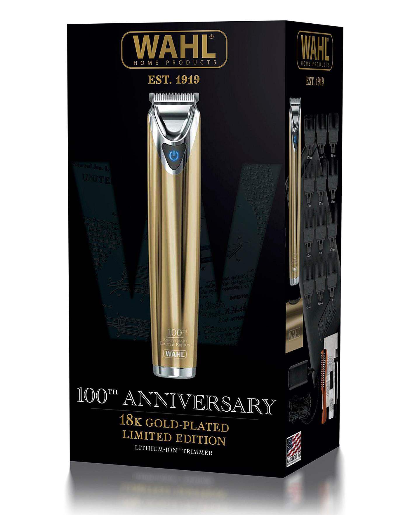 Wahl 9864 Advanced Gold edition trymer maszynka do włosów, brody i nosa