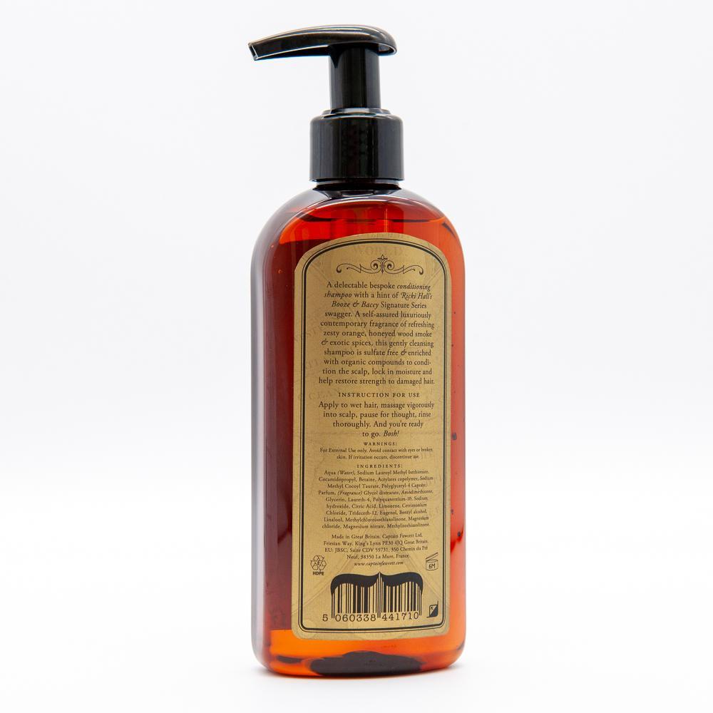 Captain Fawcett Ricki Hall Booze and Baccy 250ml szampon