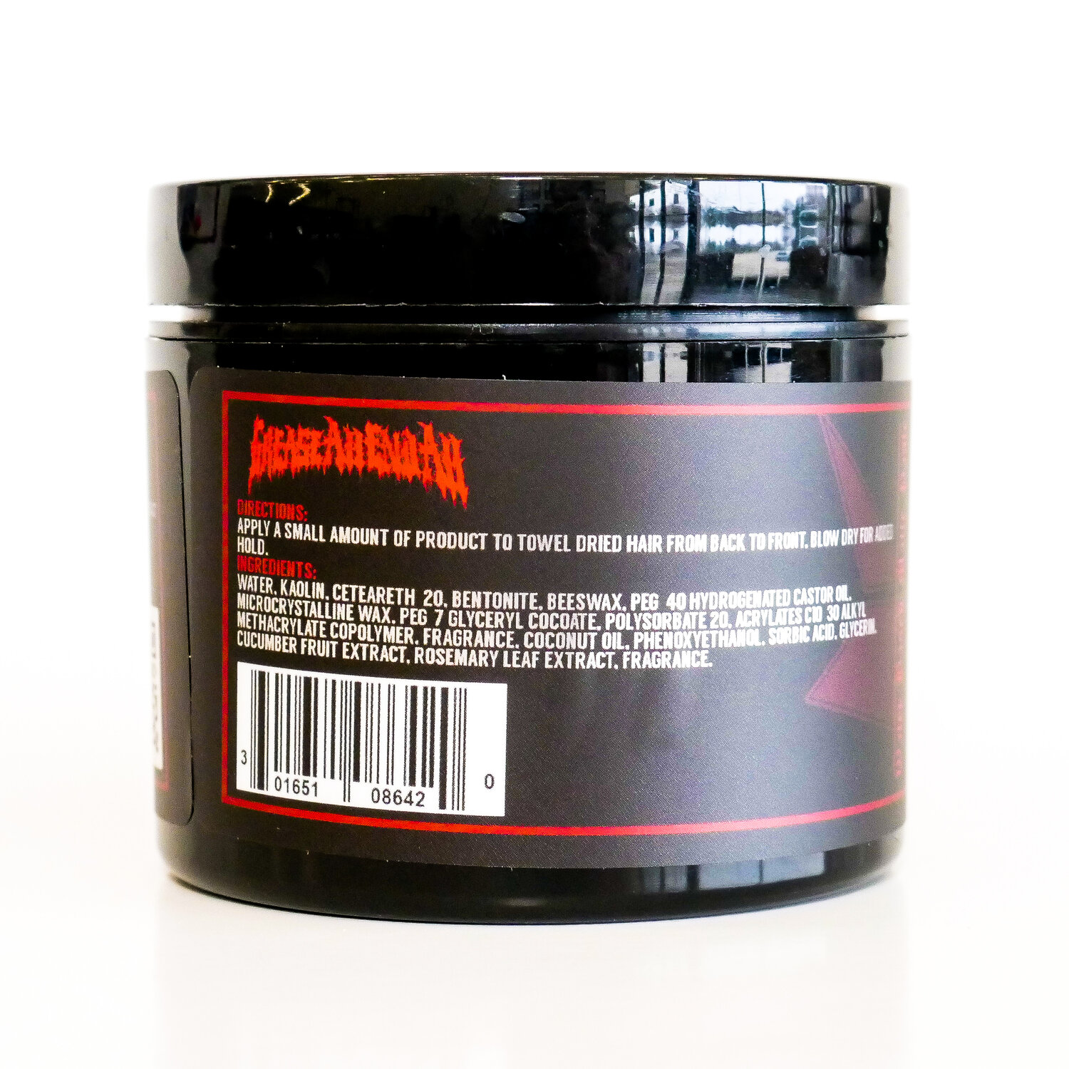 Lockhart's Grease All End All Matte Paste 105g