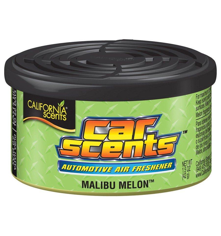 California Scents puszka zapachowa do auta Malibu Melon - zapach melonowy