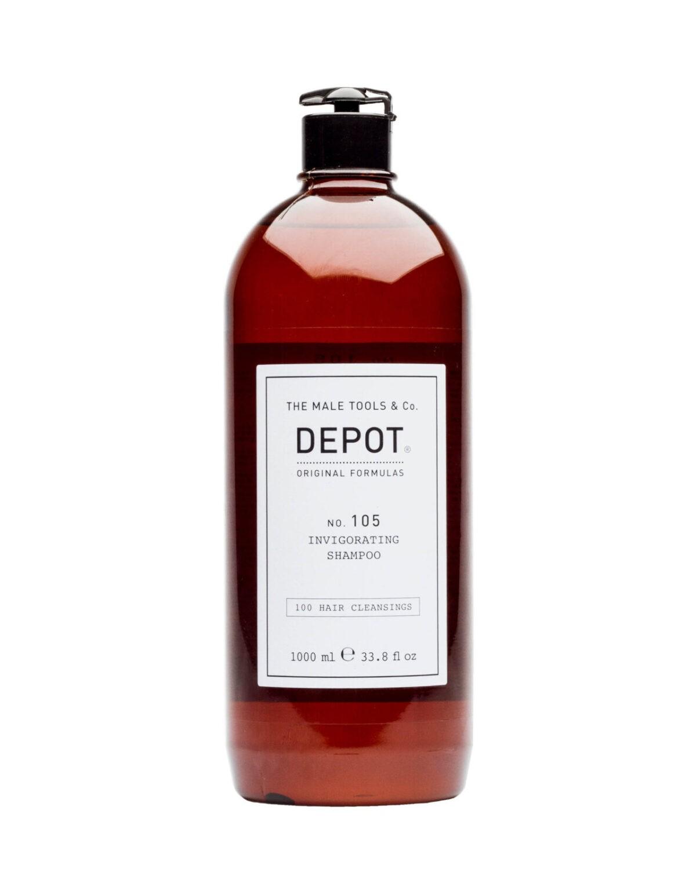 Depot 105 Szampon pobudzający przeciwdziałający wypadaniu włosów 1000ml