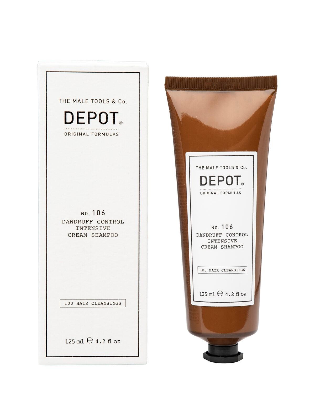 Depot 106 Szampon przeciwłupieżowy w kremie  125ml