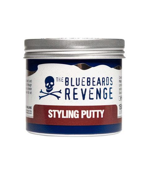 Bluebeards Styling Putty - Męska pasta do stylizacji włosów - mocne i matowe utrwalenie 150ml