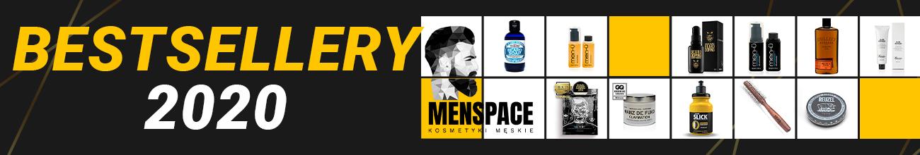 Menspace - Bestsellery 2020